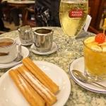 【アルゼンチン・ブエノスアイレス】行列必至!歴史ある老舗カフェ「Cafe Tortoni」で昼間っから飲んだくれ?(2020年1月)