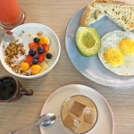 【ペルー・イカ】オシャレカフェで意識高い系朝ごはんを食べてみるの巻(2020年1月)