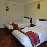 【ペルー】クスコに到着!開放的な造りが魅力的なホテルに宿泊(2020年1月)