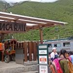 【ペルー】バスと電車で行く!クスコからマチュピチュ村への行き方(2020年1月)