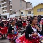 【ペルー・クスコ】偶然遭遇した謎の祭りに包囲された町(2020年1月)