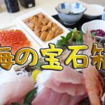 【千葉県鴨川市/女ひとり旅】こんなにいいんですか?!ウニ、イクラ一箱どーんっと贅沢な定食(2021年7月)